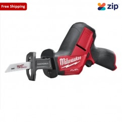 Milwaukee M12CHZ-0 - 12V Cordless M12 Fuel Hackzall Recip Saw Skin Skins - Sabre Saws
