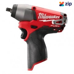 "Milwaukee M12CIW38-0 12V Cordless M12 FUEL 3/8"" Impact Wrench Skin Skins - Impact Wrenches Square Drive"