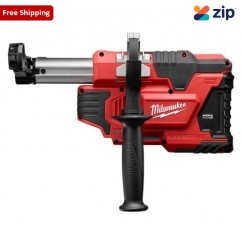 Milwaukee M12DE-0C -12V Cordless M12 Universal Dust Extraction Skin Skins - Vacuums