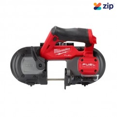 Milwaukee M12FBS64-0 - M12 12V FUEL Cordless Brushless Band Saw Skin - Tool Only Bandsaws
