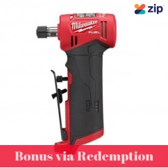 Milwaukee M12FDGA-0 - M12 Fuel Cordless Brushless Right Angle Die Grinder Skin Die Grinders
