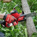 """Milwaukee M12FHS-0 - 12V FUEL 152 mm (6"""") HATCHET Brushless Cordless Pruning Chainsaw Skin Chain Saw"""