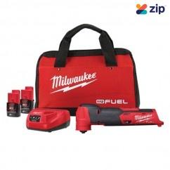 Milwaukee M12FMT-202B - 12V 2.0Ah Cordless Brushless M12 FUEL Multi-tool Kit Multi-Tools