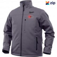 Milwaukee M12HJIGREYX-0 - M12 Cordless Heated Jacket Iron Grey Skin Jackets