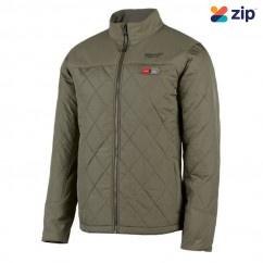 Milwaukee M12HJMOGX-0 – M12 Cordless AXIS Heated Jacket Olive Green Skin Jackets