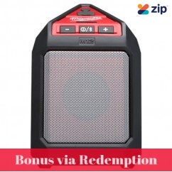 Milwaukee M12JSSP-0 12V Wireless Bluetooth Jobsite Speaker Skins - Radios