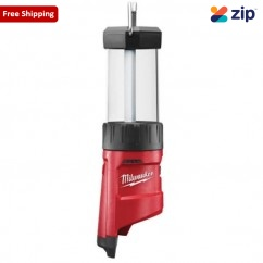 Milwaukee M12LL-0 - 12V 400 Lumens LED Lantern/Flood Light Skin Torch with Rechargeable Batteries