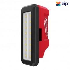 Milwaukee M12PAL-0 - 12V Cordless Brushless LED Pivoting Area Light Skin Lights & Torches