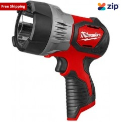 Milwaukee M12SLED-0 - M12 High Output LED Spotlight Skin Torch with Rechargeable Batteries