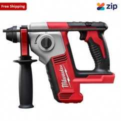 Milwaukee M18BH-0 - 18V 16mm Cordless SDS PLUS Compact Rotary Hammer Skin Skins - Rotary Hammers