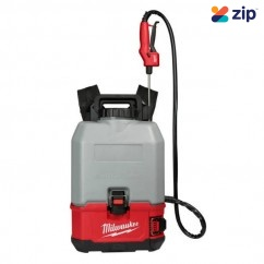 Milwaukee M18BPFPCCS-0 - SWITCH TANK 18V 15L Backpack Concrete Sprayer with Powered Base Skin Sprayers