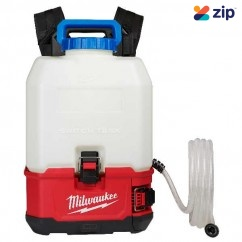 Milwaukee M18BPFPWS-0 - SWITCH TANK 18V 15L Backpack Water Supply with Powered Base Skin