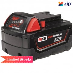 Milwaukee M18BX - 18V 3.0Ah RedLithium Battery Batteries & Chargers