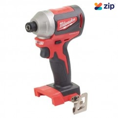 "Milwaukee M18CBLID-0 - 18V Compact Brushless 1/4"" Hex Impact Driver Skin Drill Drivers"