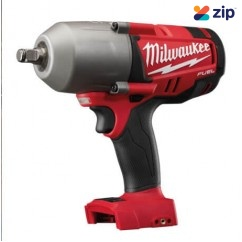 "Milwaukee M18CHIWF12-0 18V Fuel 1/2"" High Torque Impact Wrench Skin Skins - Impact Wrenches Square Drive"