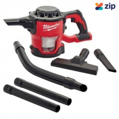 Milwaukee M18CV-0 - 18V 1.1L Cordless Compact Vacuum Cleaner Skin Cordless Vacuums