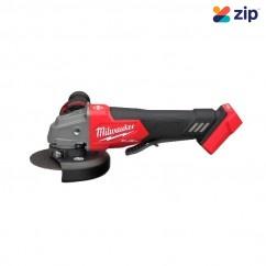Milwaukee M18FAG125XPDB-0 - 18V 125mm M18 Fuel Rapid Stop Cordless Angle Grinder Skin