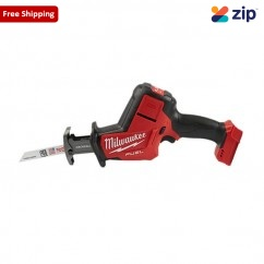 Milwaukee M18FHZ-0 - 18V FUEL Cordless Brushless HACKZALL Recip Saw Skin- Sabre Saws
