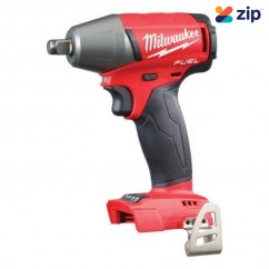 "Milwaukee M18FIWF12-0 - 18V Cordless M18 Fuel 1/2"" Impact Wrench Skin Skins - Impact Wrenches Square Drive"