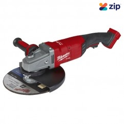 "Milwaukee M18FLAG230XPDB-0 -18V M18 180mm/230mm (7""/9"") Fuel Brushless Cordless Angle Grinder Skin Angle Grinders"