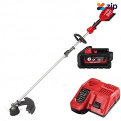 Milwaukee M18FOPHLTKIT-601 - 18V 6.0Ah Outdoor Power Head with Line Trimmer Attachment