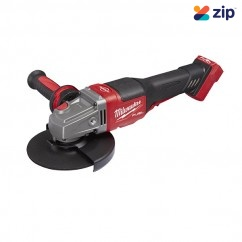 "Milwaukee M18FSAG125XPDB-0 - M18 125mm (5"") FUEL Cordless RAPID STOP Angle Grinder Skin Angle Grinders"