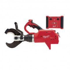 Milwaukee M18HCC75R-0C – 18V 75mm FORCELOGIC Underground Cable Cutter with Wireless Remote Skin Skins - Press Tools