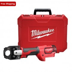 Milwaukee M18HCCT-0C - 18V 300mm² M18 FORCELOGIC Hydraulic Cable Crimper Skin