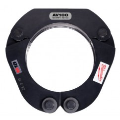 "Milwaukee M18HPT-AV100 - M18 4"" Press Tool Jaw For M18BLHPT-0 Milwaukee Accessories"