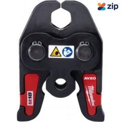 "Milwaukee M18HPT-AV20 - M18 3/4"" Press Tool Jaw For M18BLHPT-0 Milwaukee Accessories"