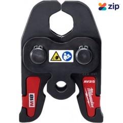 "Milwaukee M18HPT-AV25 - M18 1"" Press Tool Jaw For M18BLHPT-0 Milwaukee Accessories"