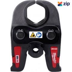 "Milwaukee M18HPT-AV40 - M18 1-1/2"" Press Tool Jaw For M18BLHPT-0 Milwaukee Accessories"