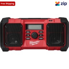Milwaukee M18JSRDAB+-0 - 18V M18 Digital Jobsite Radio DAB+ Skin Skins - Radios