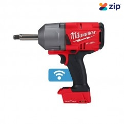 "Milwaukee M18ONEFHIWF12E-0 - 18V FUEL ONE-KEY Extended Anvil High Torque  1/2"" Impact Wrench With Friction Ring Skin Impact Wrenches"
