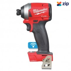 "Milwaukee M18ONEID2-0 - 18V One-Key Brushless Cordless  M18 Fuel 1/4"" Hex Impact Driver Skin Impact Drivers/Drills"
