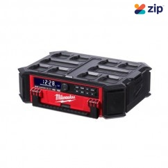 Milwaukee M18PORC-0 - 18V Cordless Packout Worksite Jobsite Radio Charger Skin Radios/Speakers