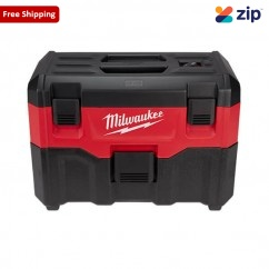 Milwaukee M18WDV-0 - 18V 7.5 Litre Wet/Dry Vacuum Skin Skins - Vacuums