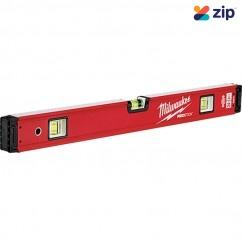 "Milwaukee MLBX24 – 600mm 24"" REDSTICK Box Spirit Level Milwaukee Accessories"