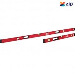 "Milwaukee MLBXJB - 2000mm (78"")/ 800mm (32"") REDSTICK Box Level Jamb Set Milwaukee Accessories"