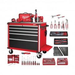 Milwaukee MTK218A1S - 218 Piece Automotive A1 Starter Toolkit Tool Kit