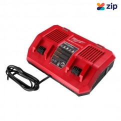 Milwaukee M18DFC - 18V M18 Dual Bay Simultaneous Rapid Charger Milwaukee Accessories
