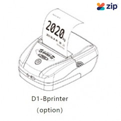 Mitaco D1-Bprinter - Portable Bluetooth Printer to suit D1 Scales Weighing Scales