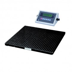 Mitaco NA1000 - 915X915mm Low Profile Industial Floor Scale - 1000kg Capacity Oversized