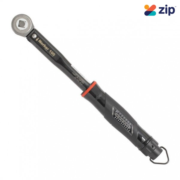 """Norbar 130103 - 1/2"""" 20-100 Nm Dual Scale Torque Wrench"""