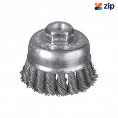 "PFERD 133873 - 65mm (2-3/4"") M14/M10 Universal Line Carbon Steel Twist Knot Wire Cup Brush 47701009  Cleaning Products"