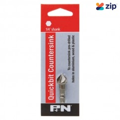 P&N 107BCSINK - 90° Three Flute Quickbit Countersink Drill Bit