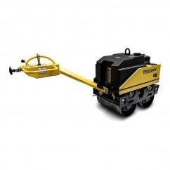 Paddock SDDR640 - 11HP Diesel Double Drum Vibratory Roller Ramming & Compacting