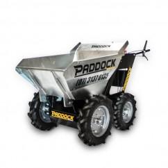 Paddock SPBBS300 - 5.5HP Engine Power Wheel Barrow Mini Dumper