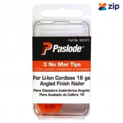 Paslode 902473 - 3 Pack No Mar Tip Suits IM250ALI Nail Gun Nails Consumables