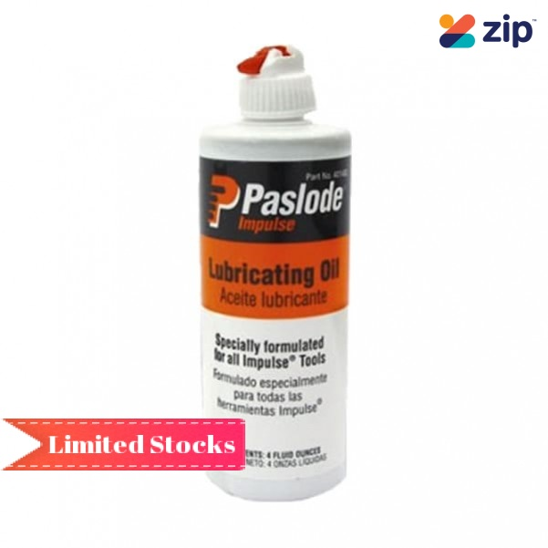 Paslode B20544F - Impulse Oil Nail Gun Nails Consumables